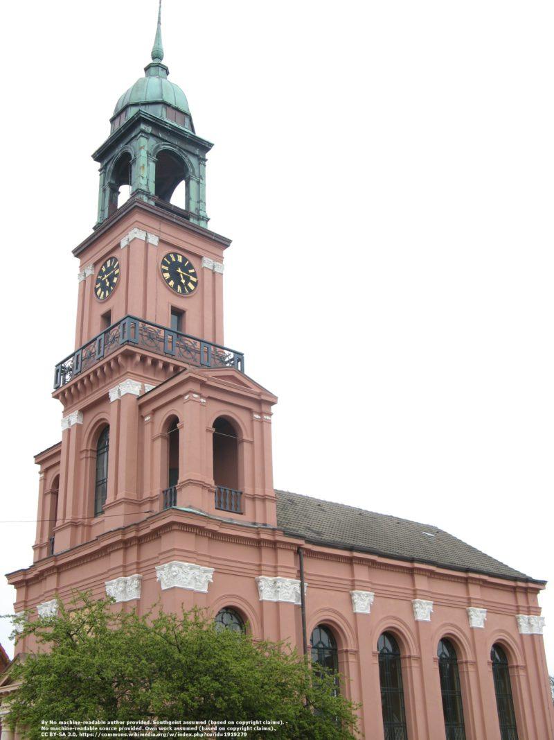 Remonstrantenkirche Friedrichstadt